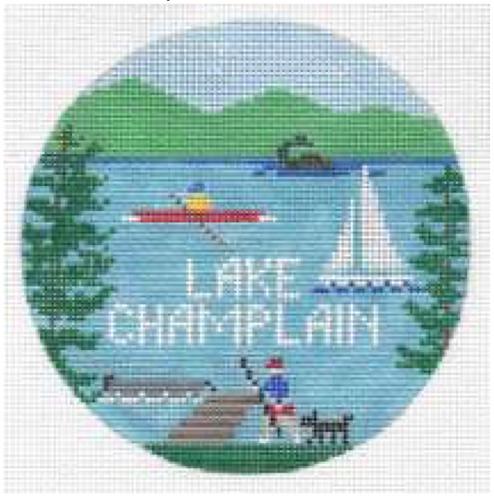 Doolittle Destination Rounds 18 mesh Lake Champlain