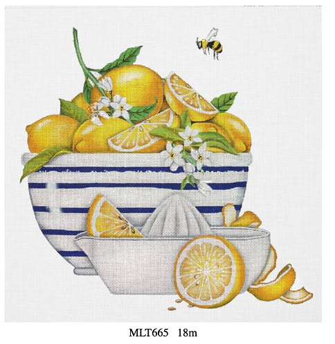Melissa Shirley MLT665 Lemon Bowl