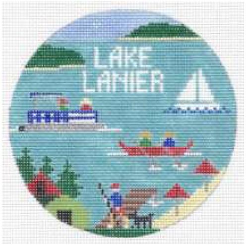 Doolittle Destination Rounds 18 mesh Lake Lanier
