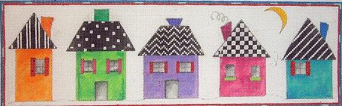 Renaissance Designs 5LT-103 5 Little Houses