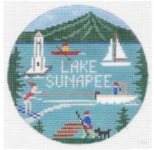 Doolittle Destination Rounds 18 mesh Lake Sunapee