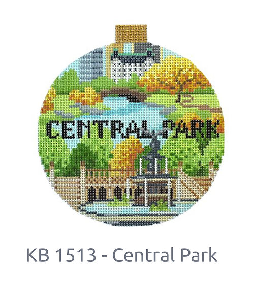 KB 1513 Central Park Round