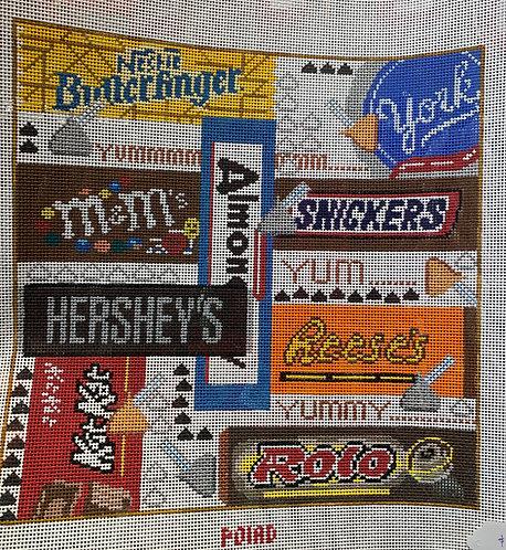 POIA Candy Bar Canvas P091