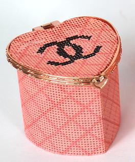 BXPH-02 Petite Chanel Heart