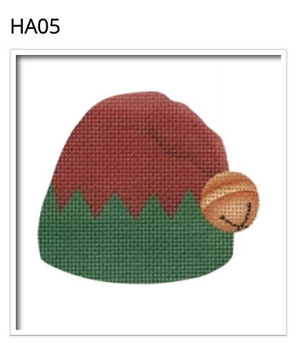 Pepperberry HA05 Elf Hat Red