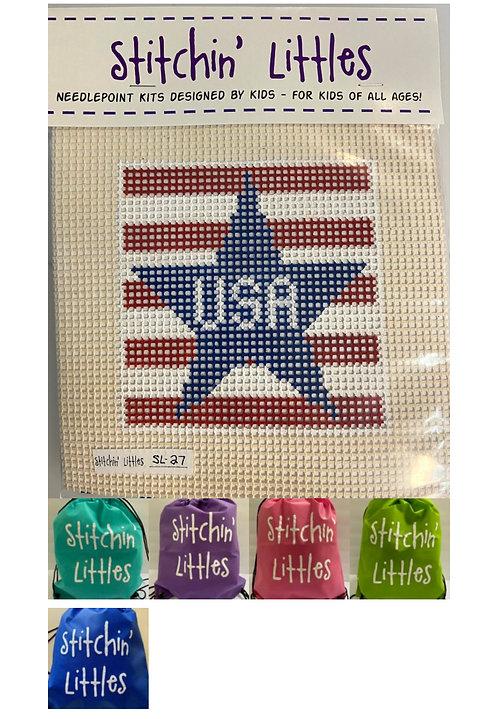 Stitchin' Littles SL-27 USA