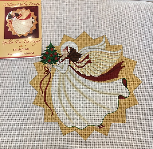 Melissa Shirley Tree Topper 932A