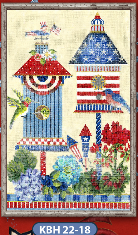 4th of July of July American House