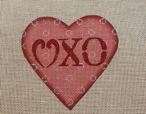 Kate Dickerson Heart 253 OXO