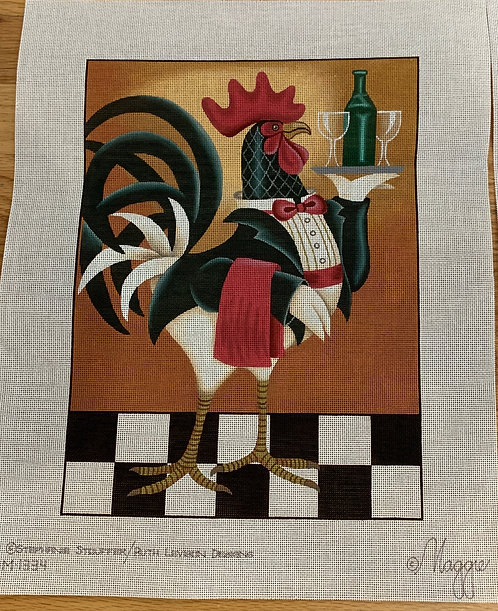 Maggie M-1334 Rooster Waiter