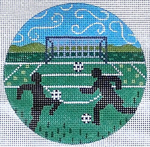 Danji Designs Soccer Round