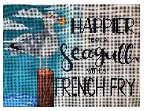 Madeleine Elizabeth ME17 Seagull 18 mesh