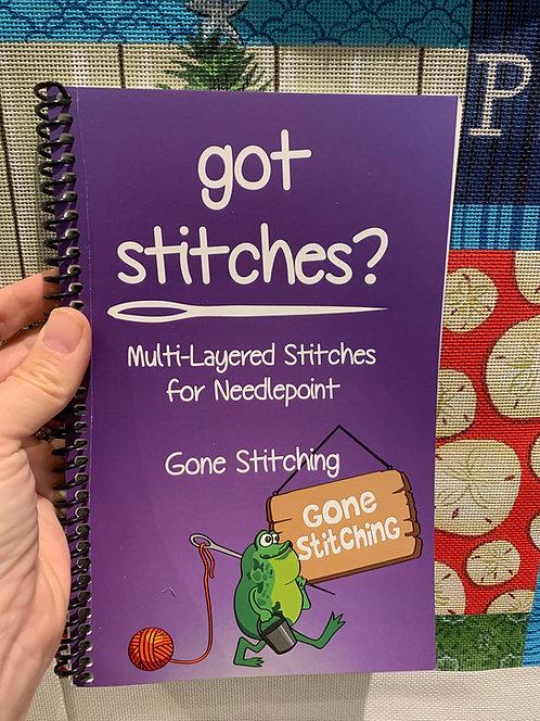 Got Stitches?  Multi Layered Stitches