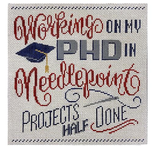 AP4138 Working on my PhD