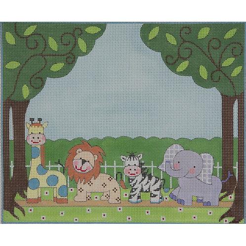 Alice Peterson Animal Parade II 3548 13 mesh