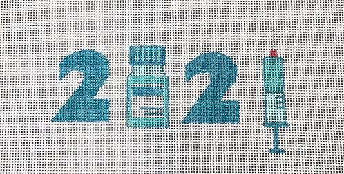 Judy Tasch Needlepoint 2021
