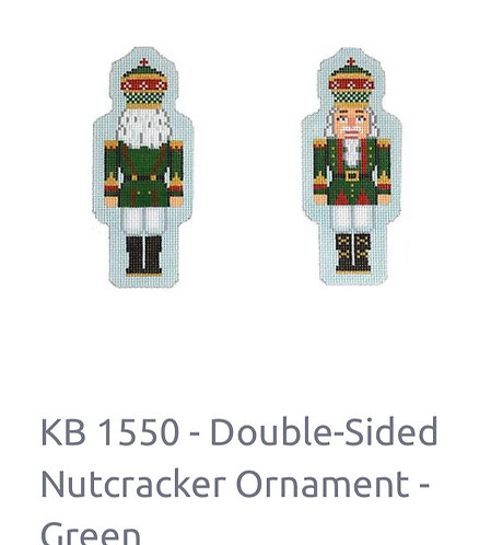 KB 1550 Double Sided Nutcracker