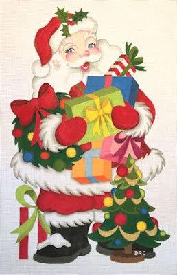 Raymond Crawford  HO1192 Santa Claus