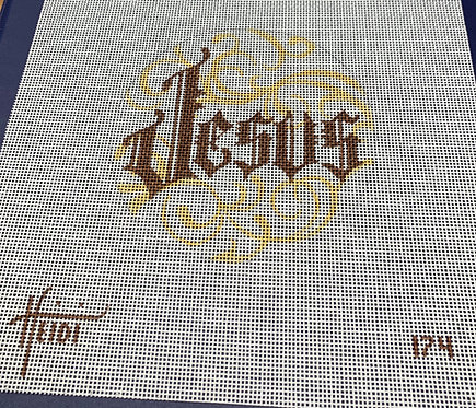 Heidi 174 Jesus