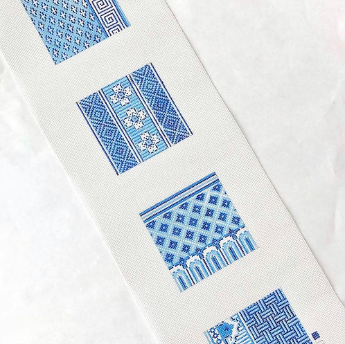 Jenny Henry Blue and White Chinoiserie  Coasters