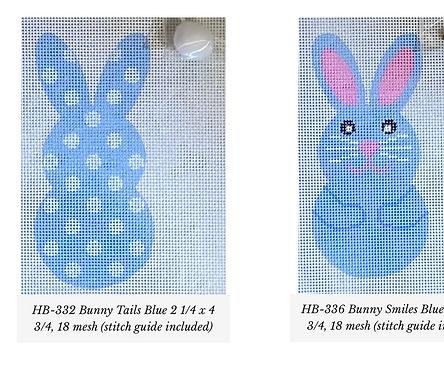 Danji Blue Bunny Front/Back