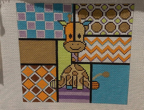 Sew Much Fun! Giraffe