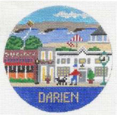 Doolittle Destination Rounds 18 mesh Darien