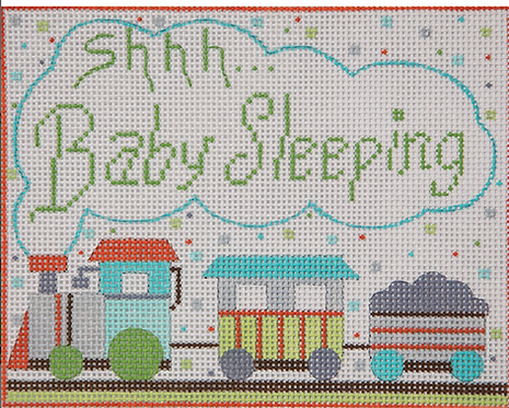 Alice Peterson 3664 Shhhh Baby Sleeping