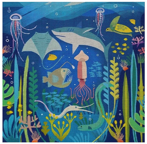 Love You More AS-06 Deep Sea Creatures