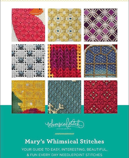 Mary's Whimsical Stitches vol 2