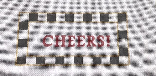 Judy Tasch Needlepoint Cheers
