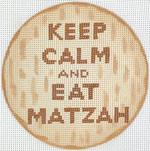 Kate Dickerson INSMC-75 Keep Calm and Eat Matzah