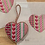Thumbnail: AT HE802 Vertical Pink Patterns  Heart