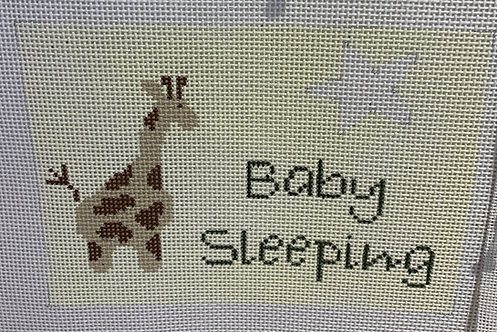 J Child Giraffe Baby Sleeping DHG 203-E