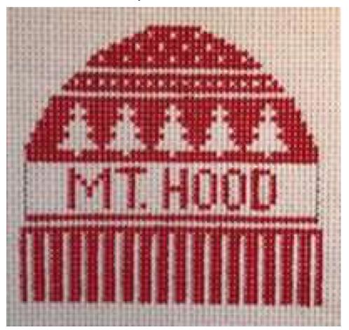 Doolittle Hat - 13 mesh Mt. Hood