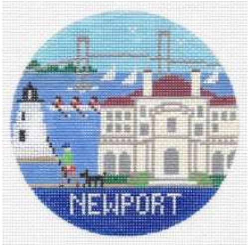 Doolittle Destination Rounds 18 mesh Newport