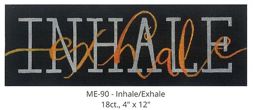 Madeleine Elizabeth ME 90 Inhale/Exhale 18 mesh