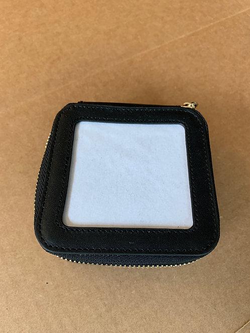 Black square case
