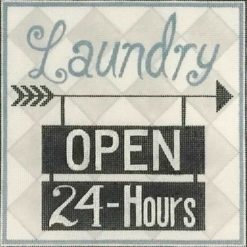 AP2769 Laundry Sign