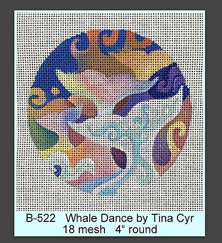 Brenda Stofft - Whale Dance Round