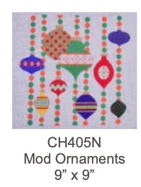 Eye Candy CH405N Mod Ornaments - Classic Colors