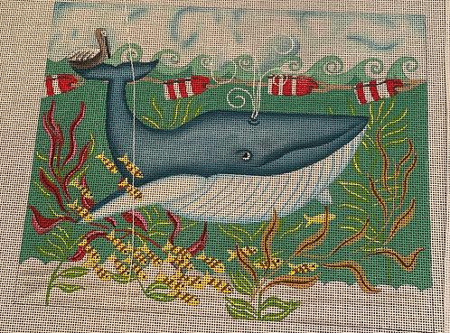 Lori Lynn Simms LLBH01 Whale