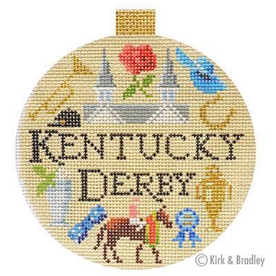 KB 1332 Kentucky Derby Round