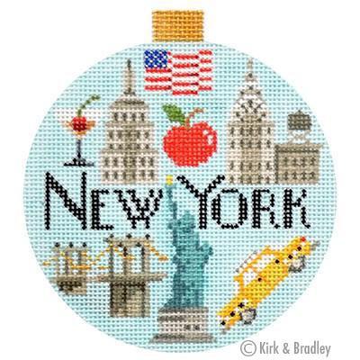 KB 1260 New York Round