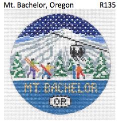 Mt. Bachelor, OR