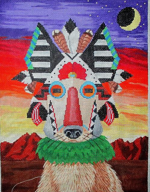 Tapestry Fair TC12 Spirit Animal Coyote