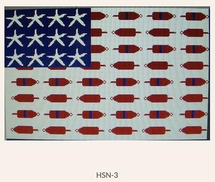 HSN-3 Bouy Flag