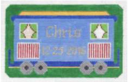 Train Car Ornament