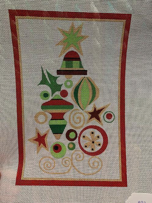 Raymond Crawford  HO-102 Ornament Tree