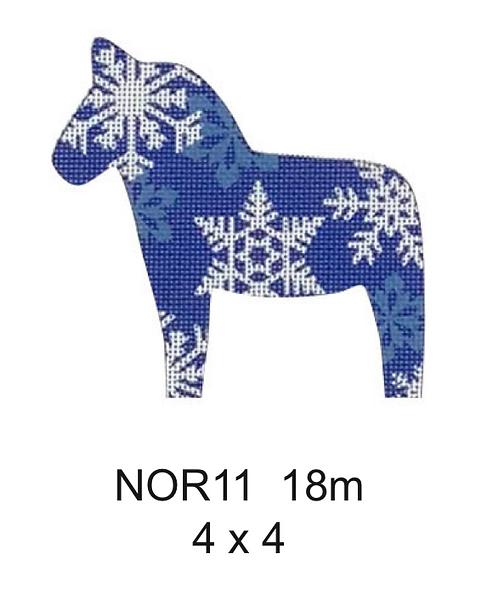 Pepperberry Dala Horse NOR 11